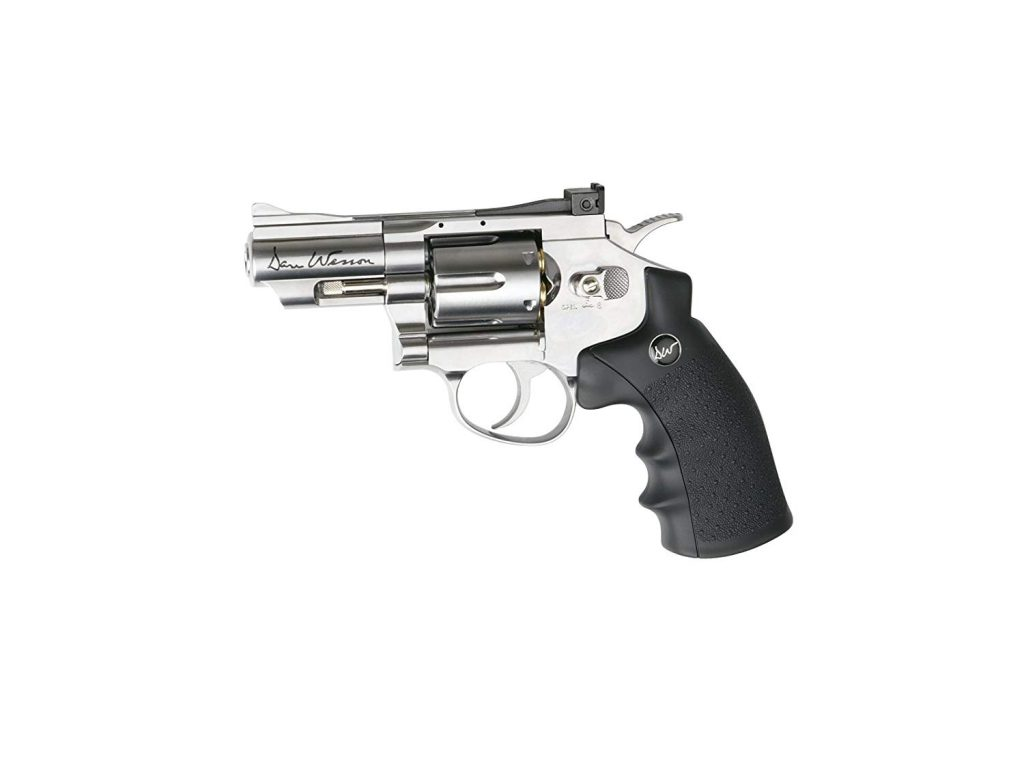 Dan Wesson CO2 Airsoft Pistol Revolver