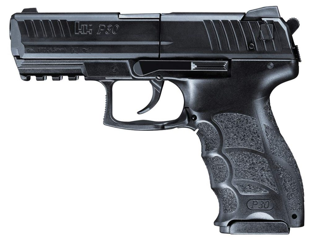 Umarex Heckler And Koch P30 Airsoft Gun