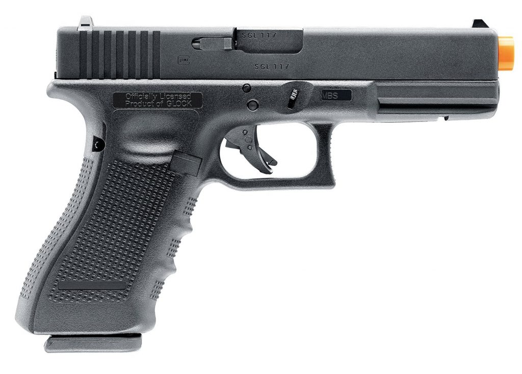 Elite Force Umarex Glock 17 Gen 4