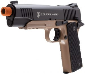 Elite Force 1911 Tac Blowback Airsoft Pistol